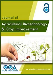 Journal of Agri Biotechnology & Crop Improvement
