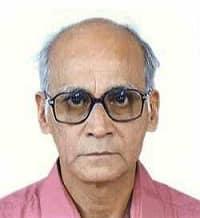 Prof A.N.Lahiri Majumder